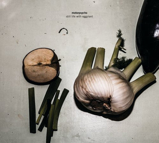 MOTORPSYCHO STILL LIFE WITH EGGPLANT VINYL LP NEW 33RPM