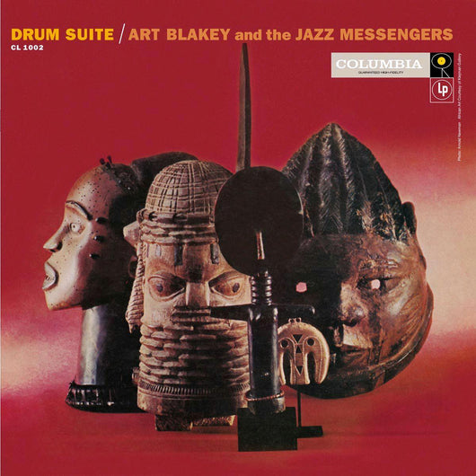 ART BLAKEY DRUM SUITE 1957 DELUXE 180 GRAM 1 LP VINYL 33RPM NEW