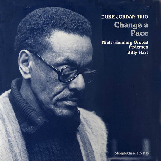 Duke Jordan Trio Change a Pace Vinyl LP New 2018