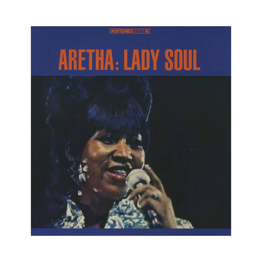 ARETHA FRANKLIN LADY SOUL RANDB SOUL LP VINYL NEW 33RPM