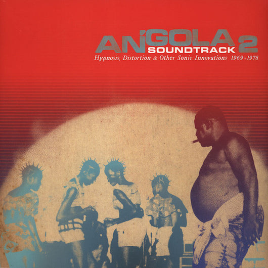 ANGOLA Soundtrack 2 LP Vinyl Compilation NEW 2013