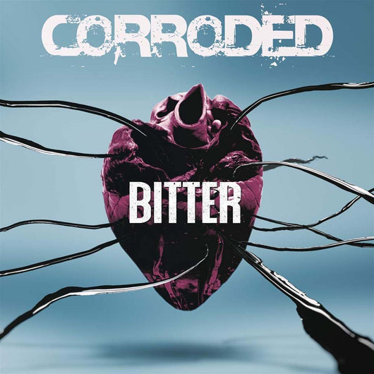 Corroded Bitter Vinyl LP New 2019