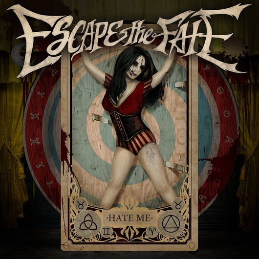 ESCAPE THE FATE HATE ME LP VINYL NEW 33RPM