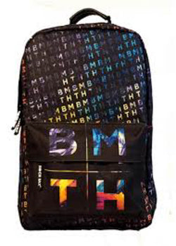 Bring Me The Horizon Grids Rucksack New with Tags