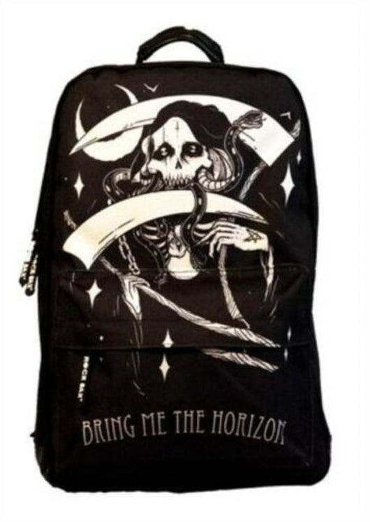 Bring Me The Horizon Reaper Rucksack New with Tags