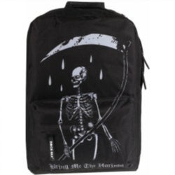 Bring Me The Horizon Skeleton Rucksack New with Tags