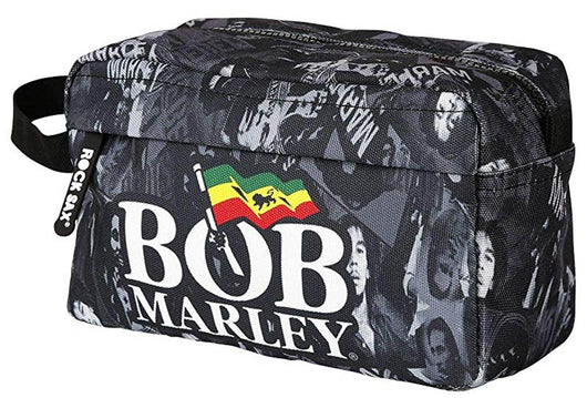Bob Marley Collage Wash Bag New with Tags