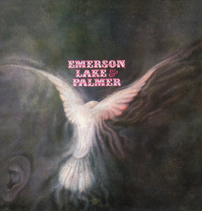 "EMERSON, LAKE & PALMER Emerson, Lake & Palmer 12"" LP Vinyl NEW"