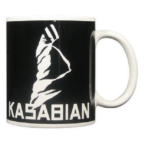 KASABIAN Ultraface MUG Boxed NEW Official