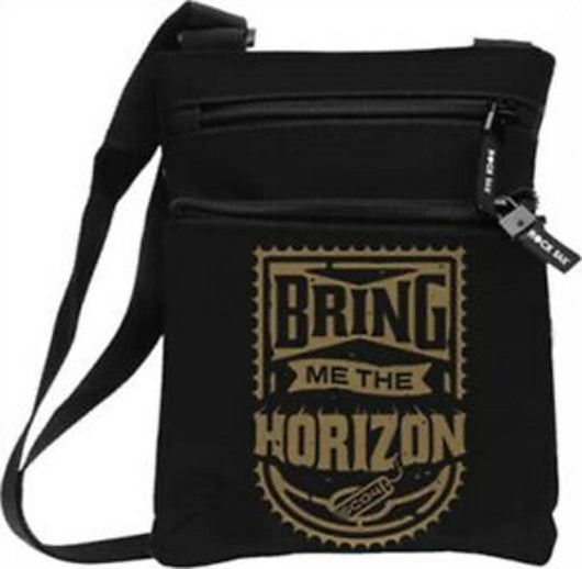 Bring Me The Horizon Gold Body Bag New with Tags