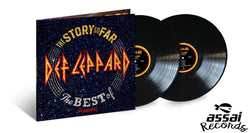 Def Leppard The Story So Far Double Vinyl LP New RSD 2019