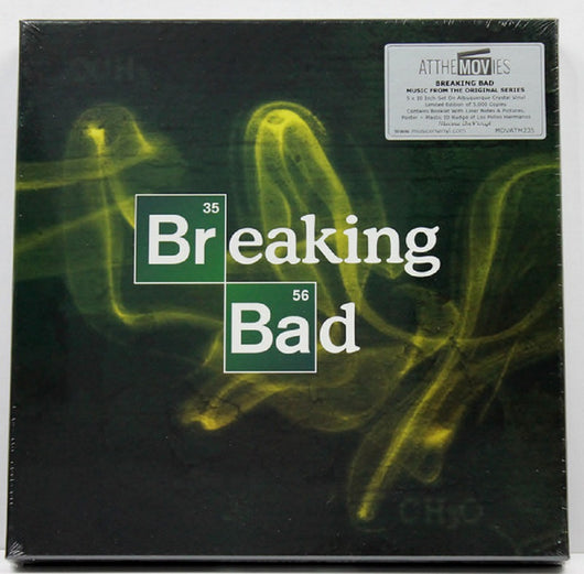 Breaking Bad Music From The Original Series 10