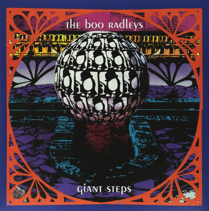 BOO RADLEYS GIANT STEPS LP VINYL NEW 33RPM