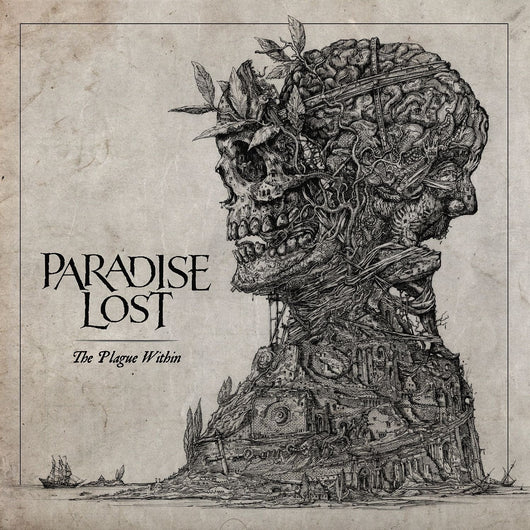 PARADISE LOST THE PLAGUE WITHIN DOUBLE LP VINYL NEW 33RPM 2015