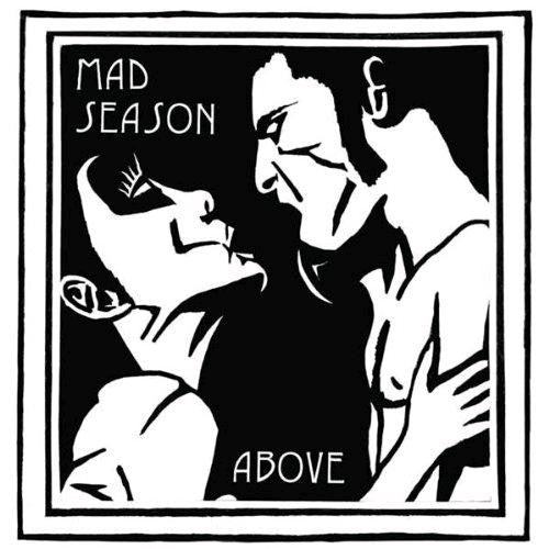 MAD SEASON ABOVE 2013 LTD DOUBLE LP VINYL 33RPM NEW