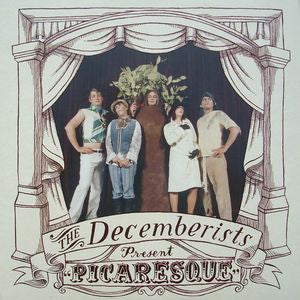 DECEMBERISTS PICARESQUE LP VINYL NEW 33RPM