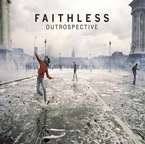 FAITHLESS Outro-Spective DOUBLE LP Vinyl NEW 2017