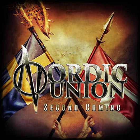 Nordic Union Second Coming Vinyl LP New 2018