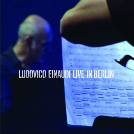 LUDOVICO EINAUDI LIVE IN BERLIN LP VINYL NEW (US) 33RPM