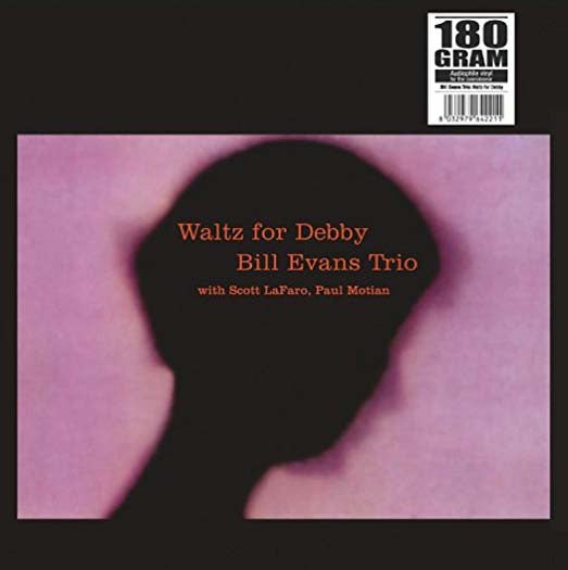 EVANS BILL TRIO WALTZ FOR DEBBY LP VINYL NEW 33RPM