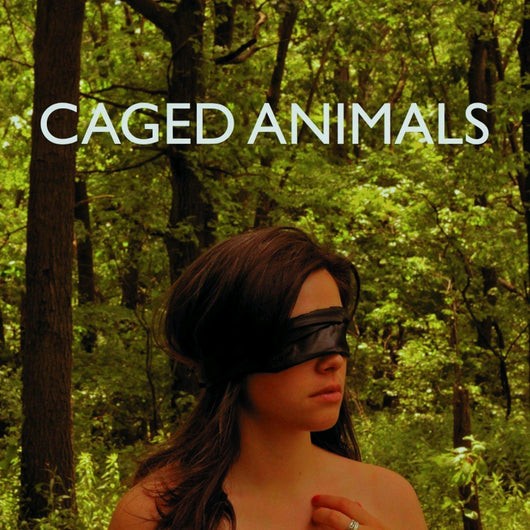 CAGED ANIMALS EAT THEIR OWN LP VINYL NEW 33RPM