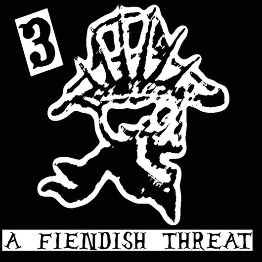 HANK 3 A FIENDISH THREAT LP VINYL 33RPM NEW