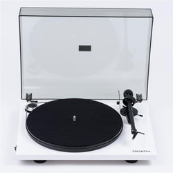 Pro-Ject Essential III (White) Turntable