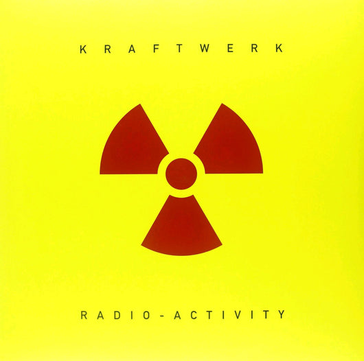 KRAFTWERK RADIO ACTIVITY LP VINYL NEW 33RPM REMASTERED
