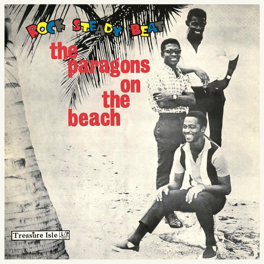 PARAGONS ON THE BEACH DELUXE 180 GM 1 LP VINYL 33RPM REGGAE NEW