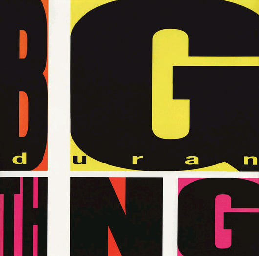 DURAN DURAN BIG THING LP VINYL NEW 33RPM LIMITED EDITION