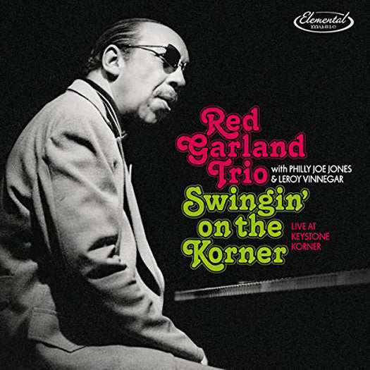 RED GARLAND TRIO SWINGIN ON THE KORNER KEYSTONE LP VINYL NEW (US) 33RPM