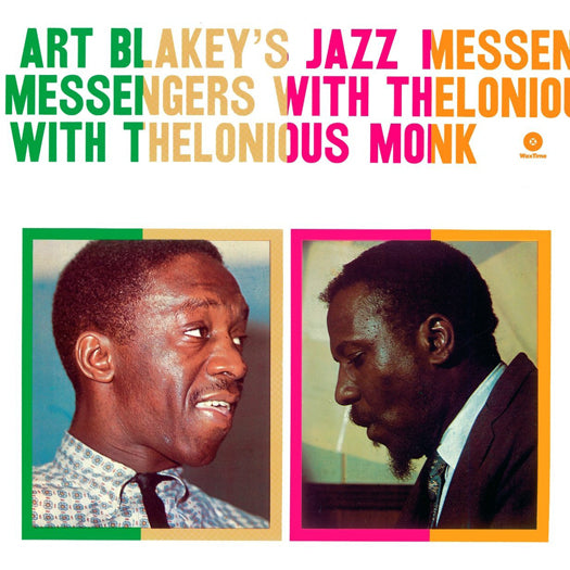 ART BLAKEYS JAZZ MESSENGERS LONIOUS MONK LP VINYL NEW (US) 33RPM
