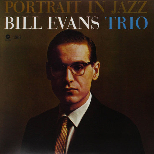 BILL EVANS PORTRAIT IN JAZZ BONUS TRACK LP VINYL NEW (US) 33RPM