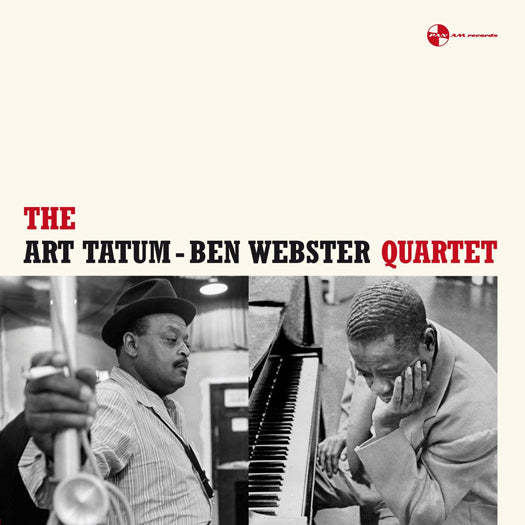 ART TATUM QUARTET LP VINYL NEW (US) 33RPM