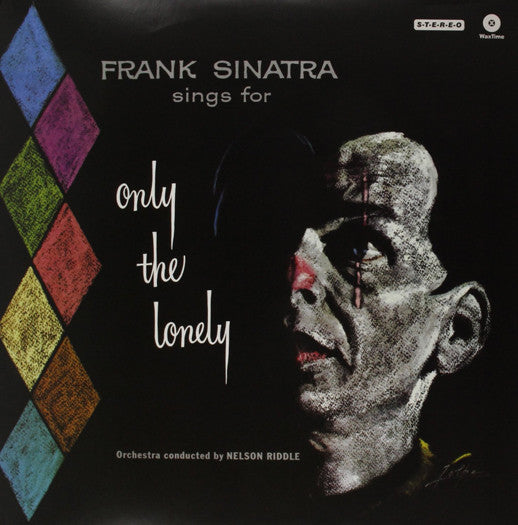 FRANK SINATRA ONLY THE LONELY LP VINYL NEW (US) 33RPM