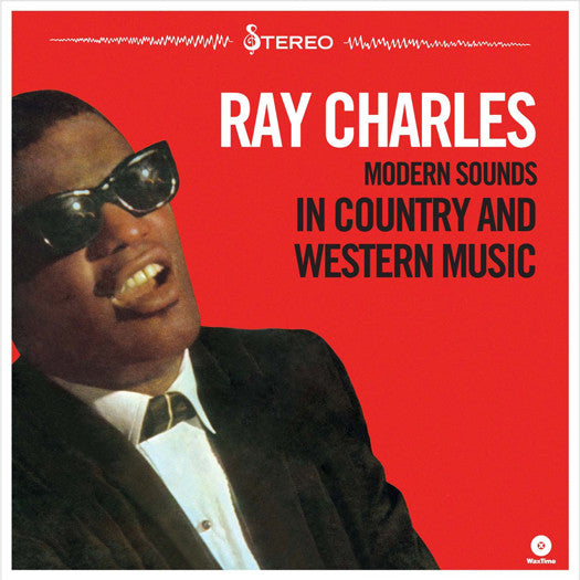 RAY CHARLES MODERN SOUNDS IN COUNTRY & WESTERN MUSIC LP VINYL NEW (US)