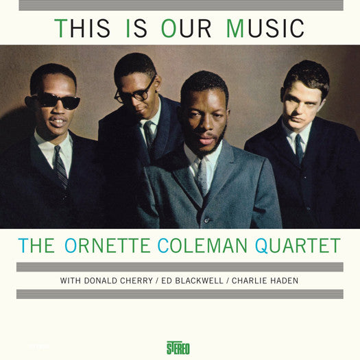 Ornette Coleman This is Our Music Vinyl LP New