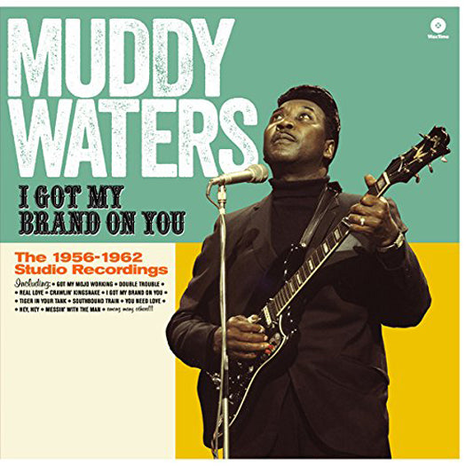 MUDDY WATERS I GOT MY BRAND ON YOU LP VINYL NEW (US) 33RPM