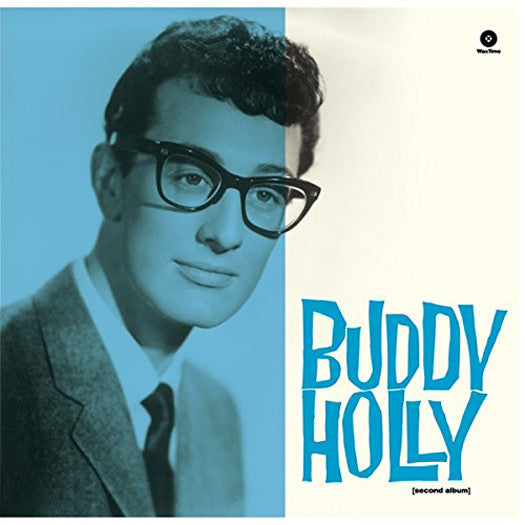 BUDDY HOLLY SECOND ALBUM LP VINYL NEW (US) 33RPM