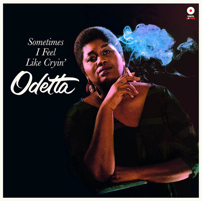 Odetta Sometimes I Feel LIke Crying Vinyl LP New 2018