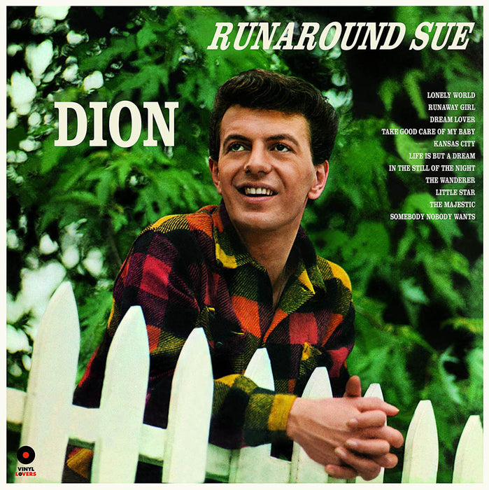 Dion Runaround Sue Vinyl LP New 2018