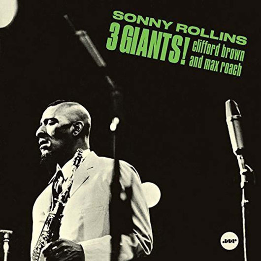 Sonny Rollins Et Al 3 Giants Vinyl LP New 2018