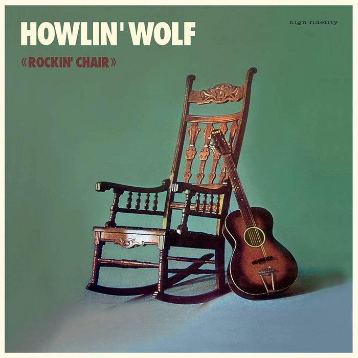Howlin Wolf Rockin Chair Purple Vinyl LP New 2019