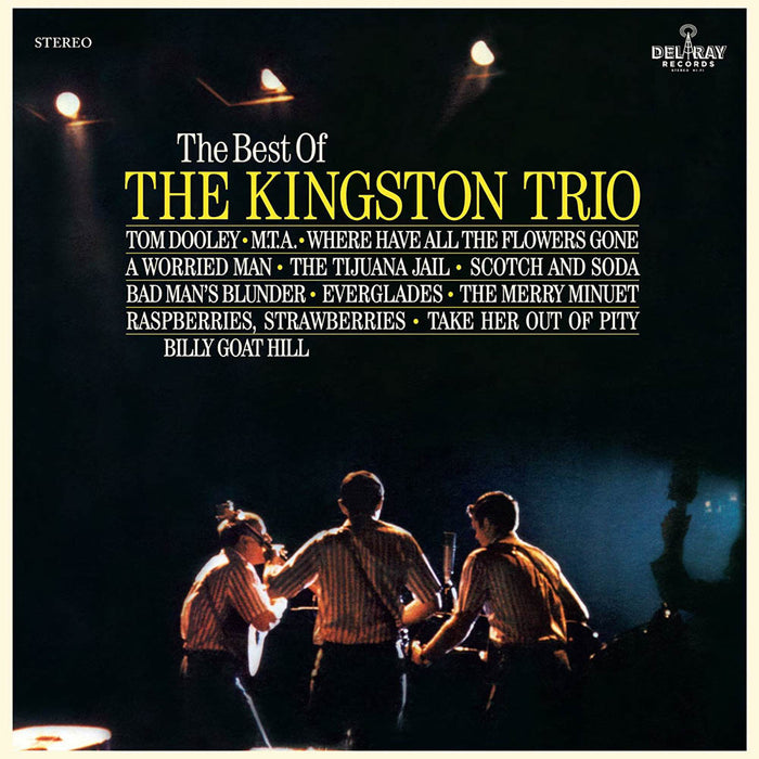Kingston Trio Best of Vinyl LP New 2018