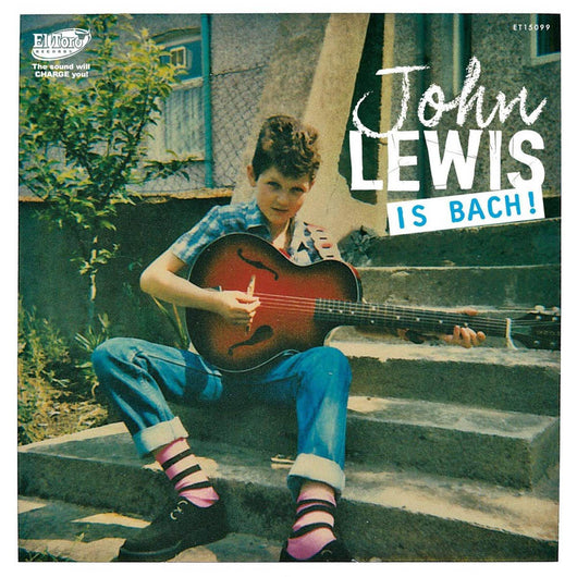 John Lewis is Bach 7