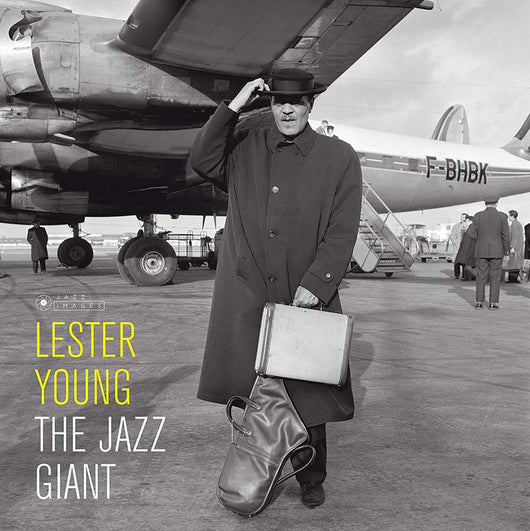 Lester Young The Jazz Giant Vinyl LP New 2017