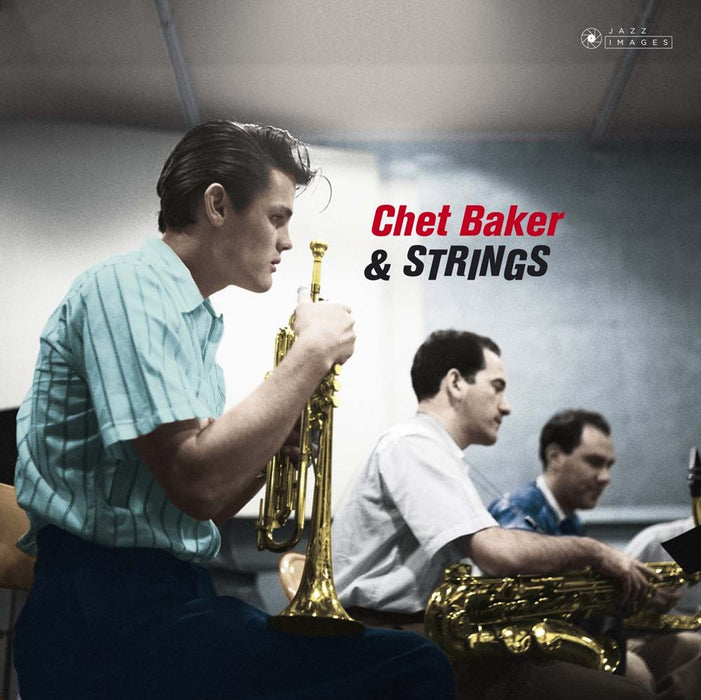 Chet Baker Chet Baker & Strings Vinyl LP New 2018