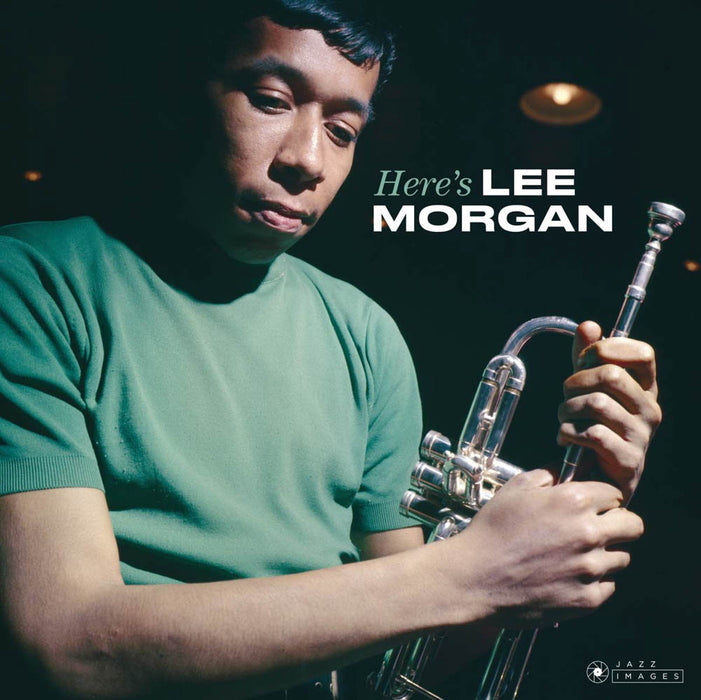 Lee Morgan Heres Lee Morgan Vinyl LP New 2019