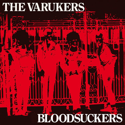 VARUKERS BLOODSUCKERS LP VINYL NEW (US) 33RPM