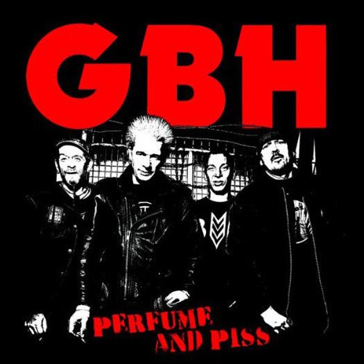 GBH PERFUME & PISS LP VINYL NEW (US) 33RPM